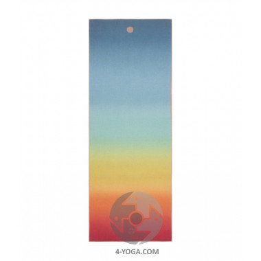 Йога полотенце Тафари 61см*172см* 1мм (550г), Мандука, США-Корея фото