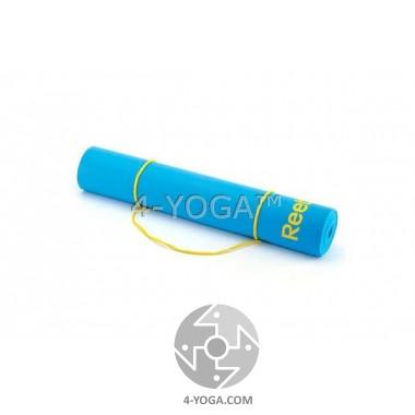 Коврик для йоги Reebok, 4 мм (61*171). Отличный коврик