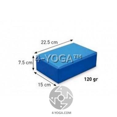 Йога-блок фото