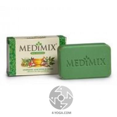 Индийское аюрведическое мыло MEDIMIX , 125 г