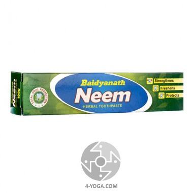 Зубная паста Ним (Neem), Baidyanath, 100 гр.