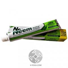 Зубная паста Ним (Neem active), Ujala House, 125 гр.