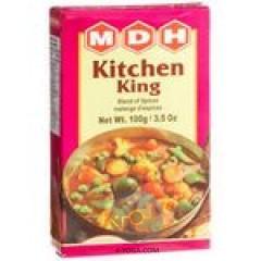 Смесь пряностей Kitchen King Masala (Королевская масала), MDH, 100г