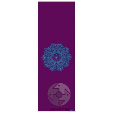 """Коврик для йоги """"ЛИЛА Мандала"""", бакл./петр. (Leela Collection) 60см*183см*4мм, Бодхи, Германия фото"""