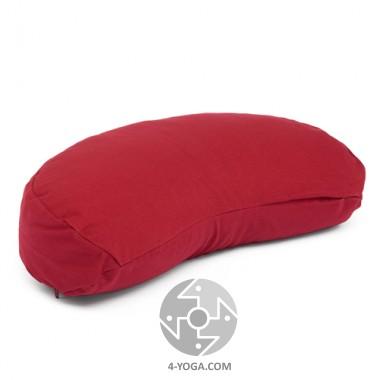 Подушка для медитации в форме полумесяца от Бодхи