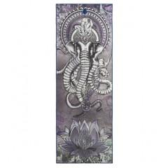 Йога полотенце Enlightened 61см*182см* 1мм (550г), Мандука, США-Корея