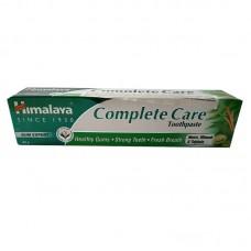 Трав'яная зубна паста Повний догляд (Complete care) , Гімалаї, 80г