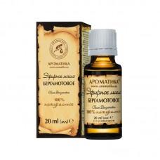 Эфирное масло бергамотовое, 20 мл, Ароматика