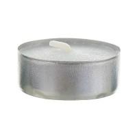 Парафінова свічка в алюмінієвому футлярі, 1 шт., Ароматика