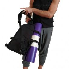 Рюкзак для йоги с одной лямкой
