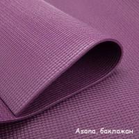 Йога мат Асана (Asana), 60см*183см*4,5мм, Бодхи