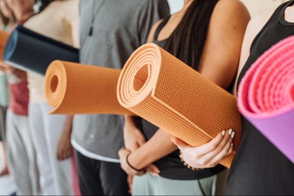 Коврики для йоги Bodhi