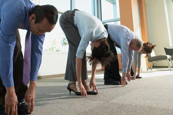 Все больше компаний теперь осознают ценность йоги