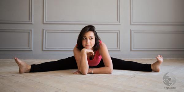 Йога снижает уровень стресса и тревоги