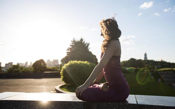 Начните день с йоги