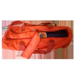 """Мягкая сумка для йоги """"Янтра"""""""